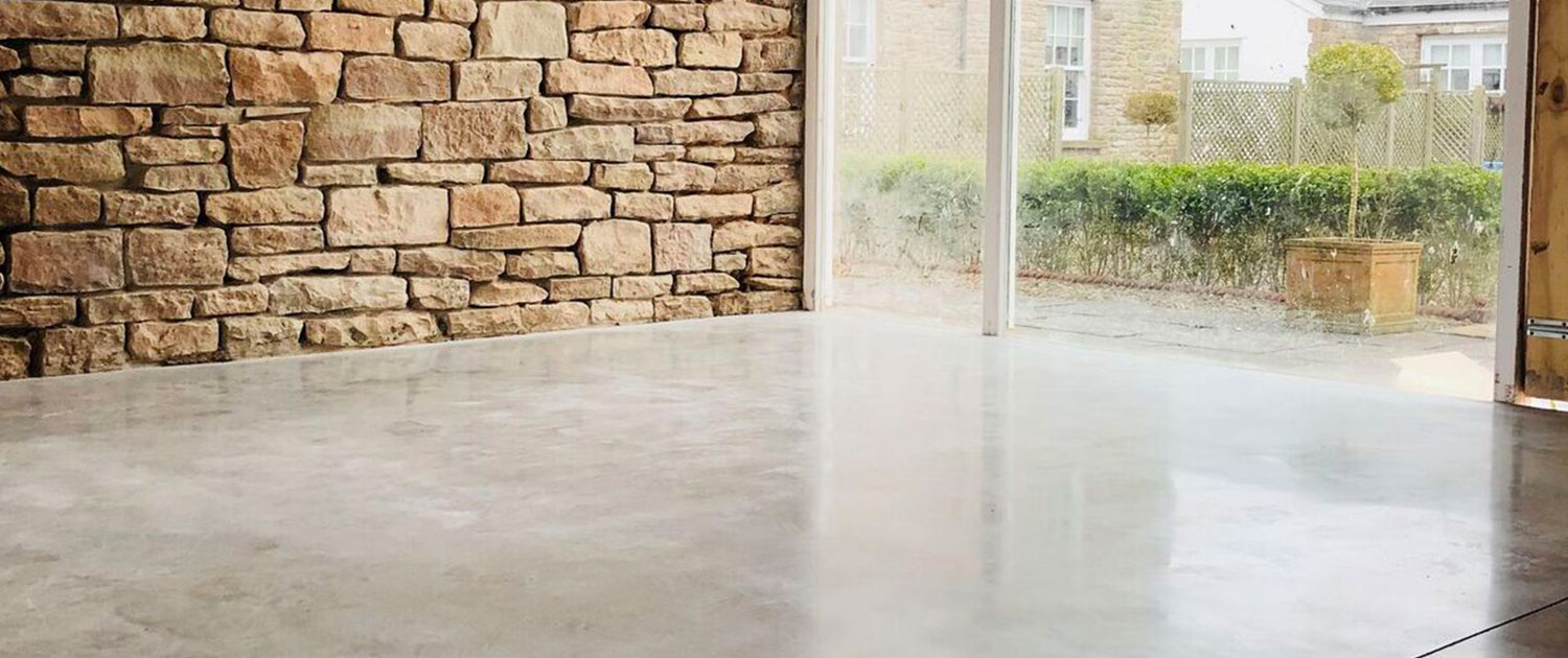 Concrete Floor Restoration & Re-Polishing
