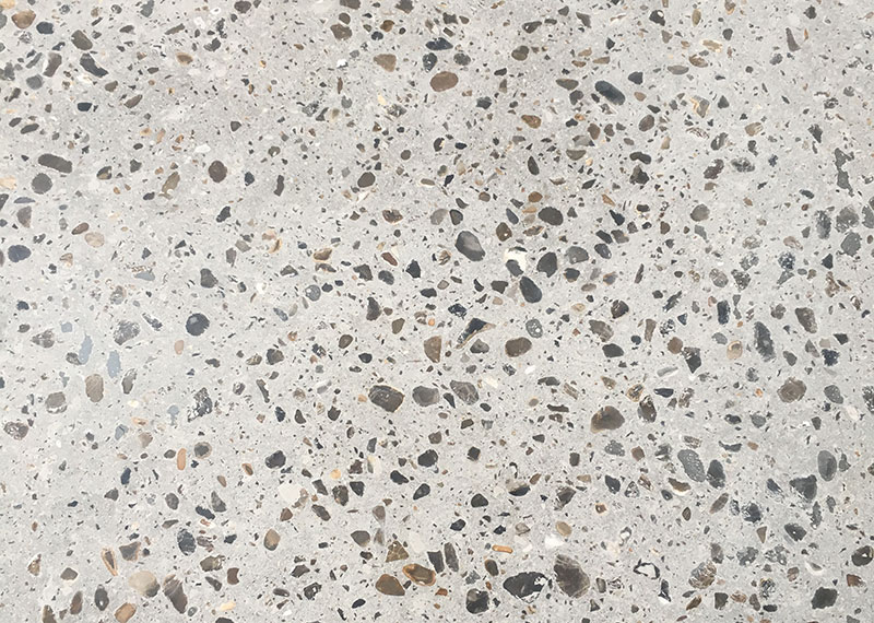 Htc Platinum Exposed Aggregate Polished Concrete Directstone