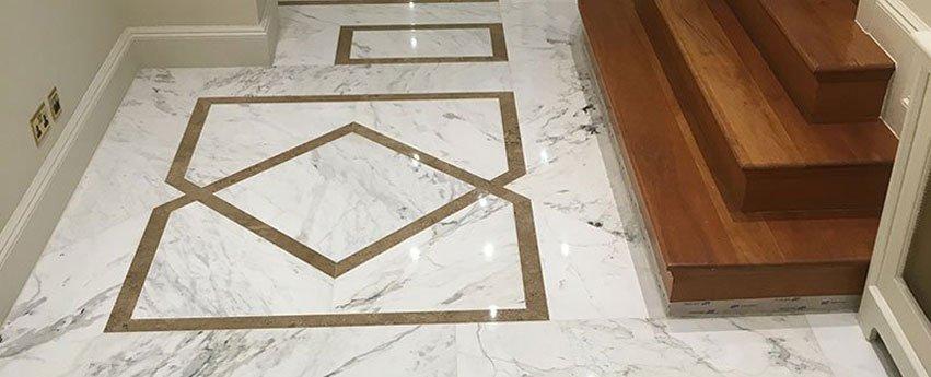 Marble flooring Restoration