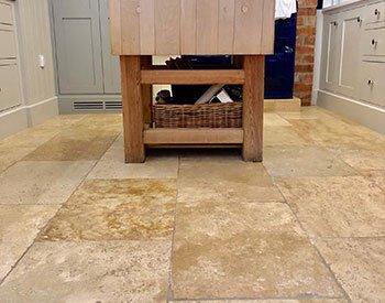 Travertine floor Market Harborough
