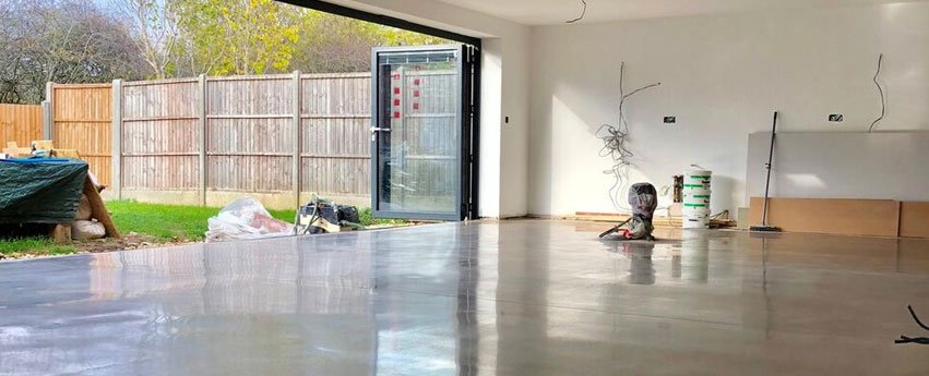 Polished Concrete in Northampton
