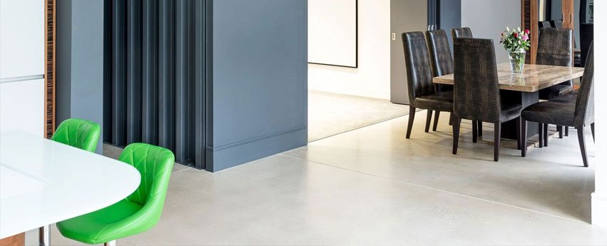 Polished Concrete Floors Pros and Cons