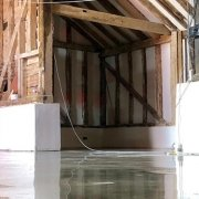 Beautiful Polished Concrete Floors for 3 Barn Conversions