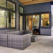 Polished Concrete Outside