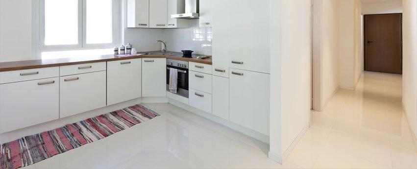 Polished Concrete Floor Process