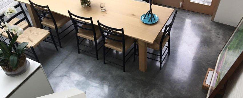 Interior Polished Concrete Floors
