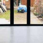Polished Concrete Floors in Extensions