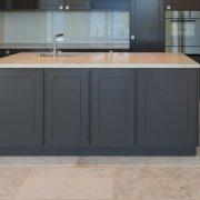 Polished Concrete Flooring Kitchen