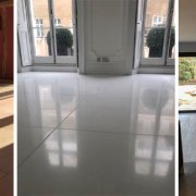 3 Case Studies Limestone, Marble and Concrete Polished Flooring
