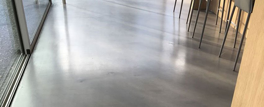 Polished Concrete Floor Finishes