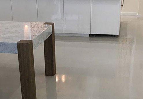 Concrete Floor Polishers London