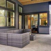 Exterior Polished Concrete
