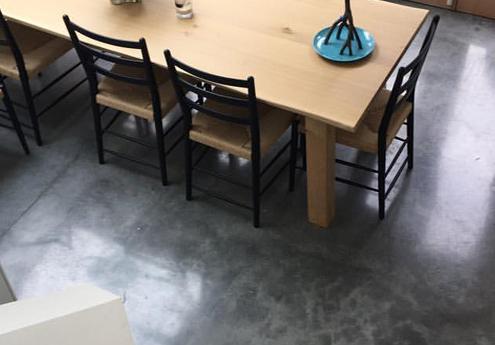 Indoor Polished Concrete Floors